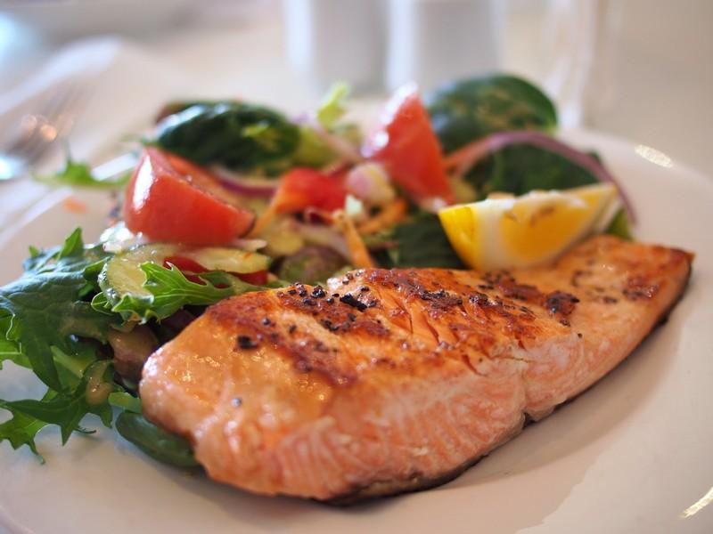 меню с высоким содержанием белка для похудения